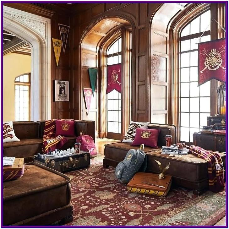 Harry Potter Living Room Decor