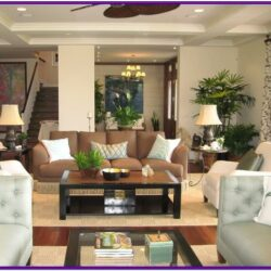 Hawaiian Living Room Decor