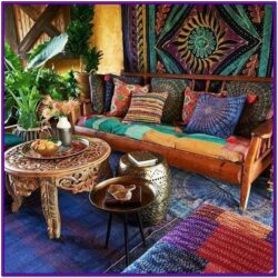 Hippie Living Room Decor Ideas