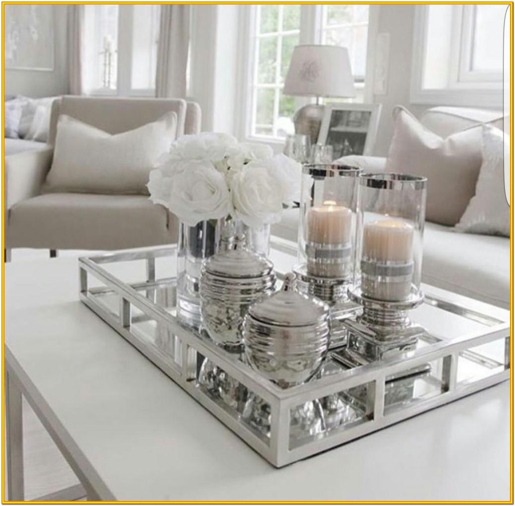 Home Decor For Living Room Table