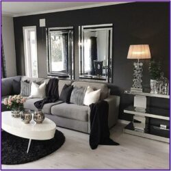Home Decor Grey Living Room