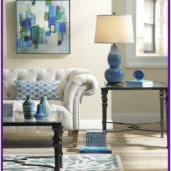 Home Decor Ideas For Living Room Blue