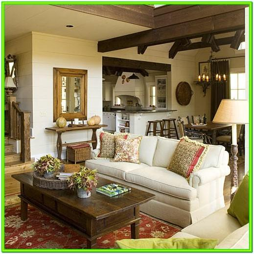 Home Decorating Square Living Room