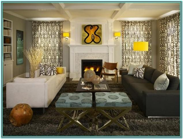 Houzz Living Rooms Decorating
