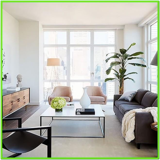 How Do You Decorate A Square Living Room
