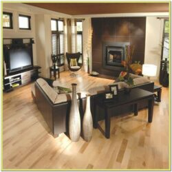 How To Decorate A Living Room With Light Wood Floors
