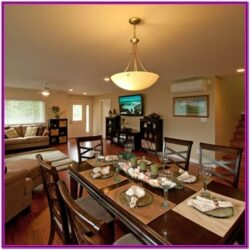 How To Decorate Living Room And Dining Room Combo