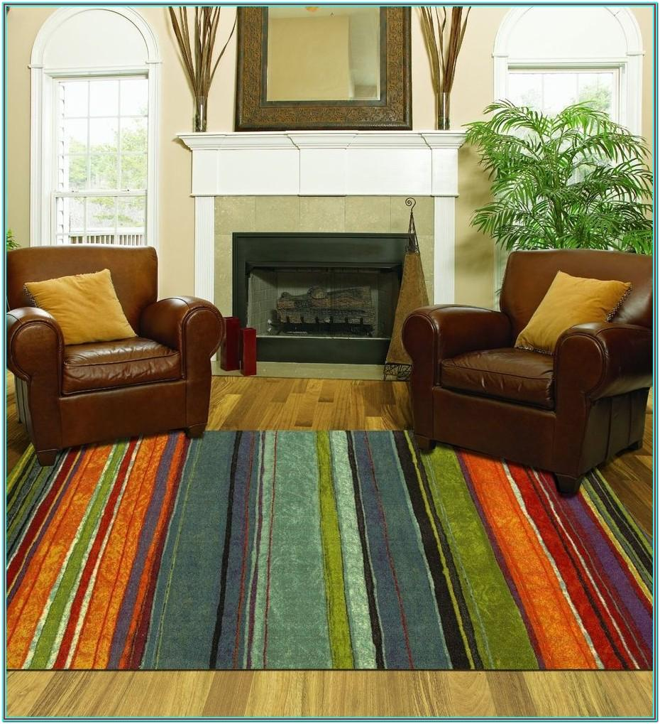 Huge Rug Living Room Decor