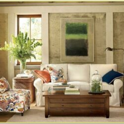Ideas For Decorating And Furnishing A Living Room