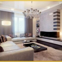 Ideas For Decorating Contemporary Living Room