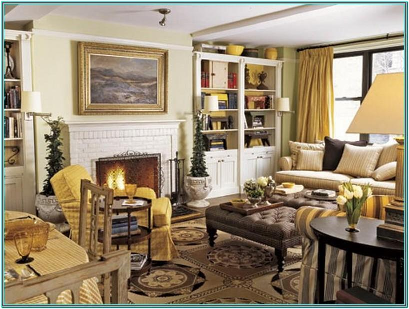 Ideas For Decorating Country Living Room