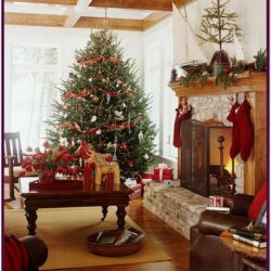 Ideas For Decorating My Living Room For Christmas