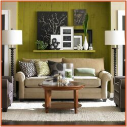 Ideas For Large Blank Wall In Living Room