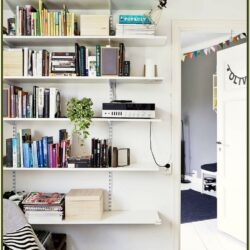 Ideas For Living Room Shelving