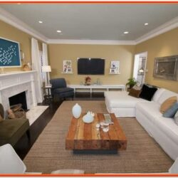 Ideas For Rectangular Living Room