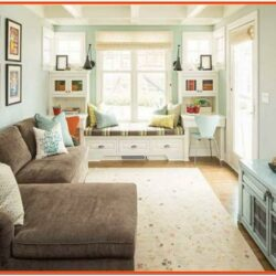 Ideas For Small Narrow Living Rooms