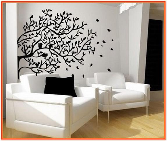 Ideas For Wall Decorations In Living Room