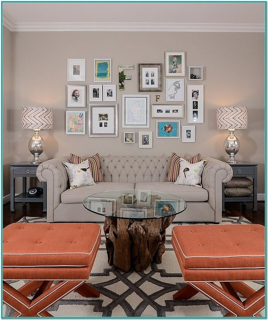 Ideas On Decorating A Living Room Wall