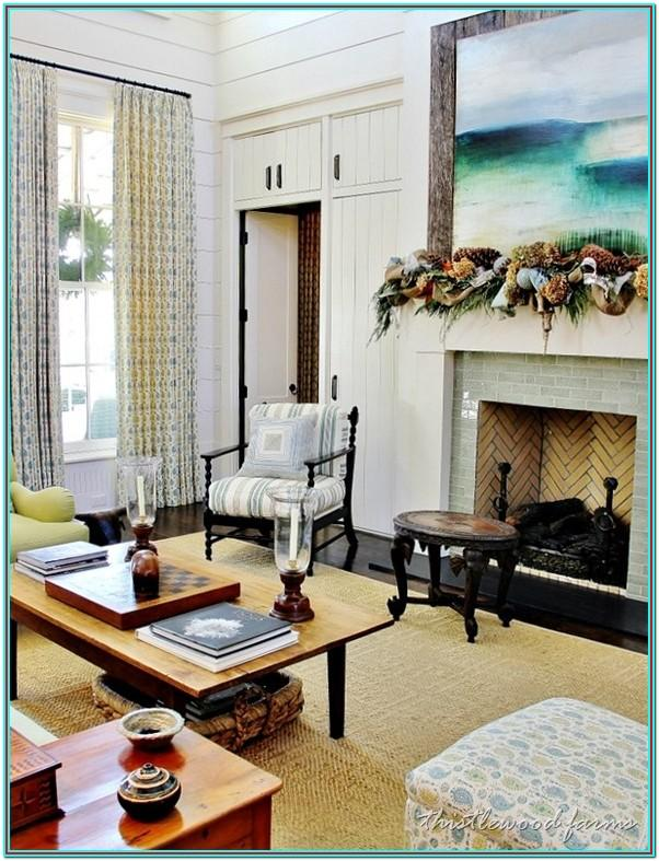 ideas on decorating the living room
