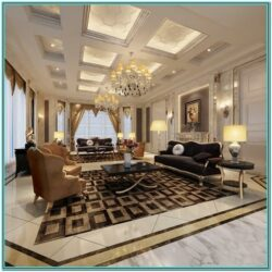 Ideas On Elegantly Decorating Living Room