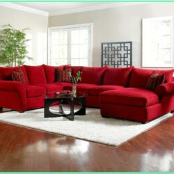 Images Of Living Rooms With Red Couches