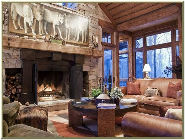 Images Of Rustic Living Room Decor