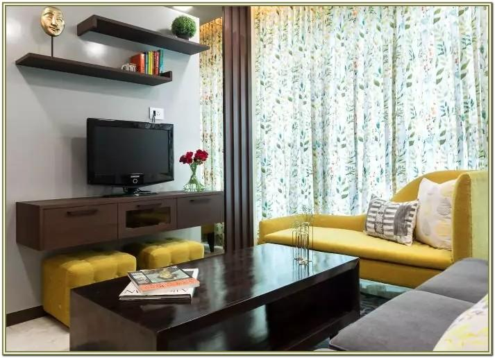 Indian Living Room Decoration Pictures