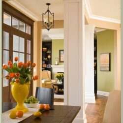 Indoor Decorative Living Room Side Columns