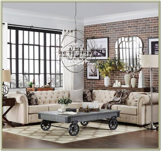 industrial chic industrial decor living room