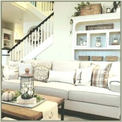 Industrial Farmhouse Decor Living Room