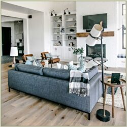 Interior Decorating For Living Room Farmhouse Design