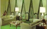Interior Decoration Living Room Curtains