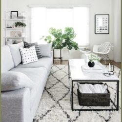 Interior Design Living Room White