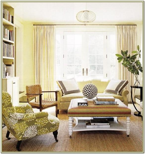 Ivory Brown Wall Living Room Decoration