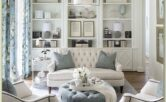 Ivory Living Room Decorating Ideas