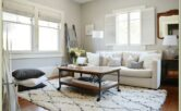 Joanna Gaines Decorating Living Room