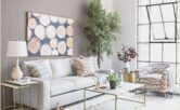 Joanna Gaines Living Room Decor Fireplace
