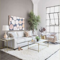 Joanna Gaines Living Room Decor Fireplace Scaled