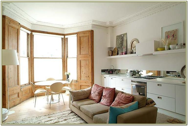 Kitchen Living Room Combo Decorating Ideas