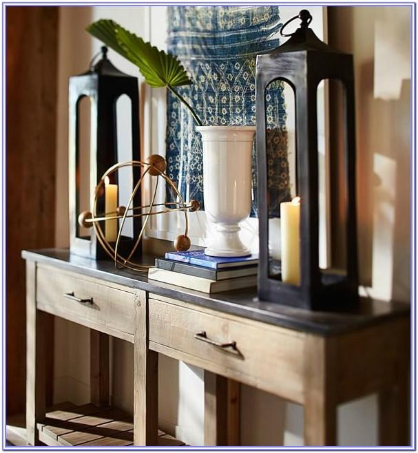 Lantern Theme Decor For Living Room