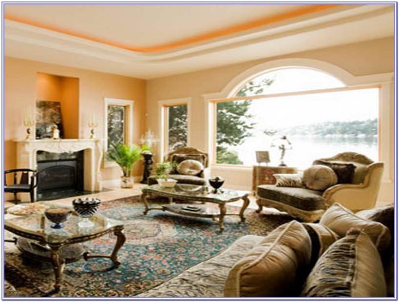 large living room decorations