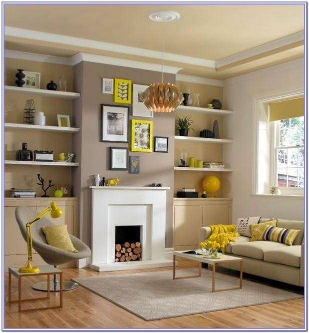 Large Living Room Wall Decor Shelves