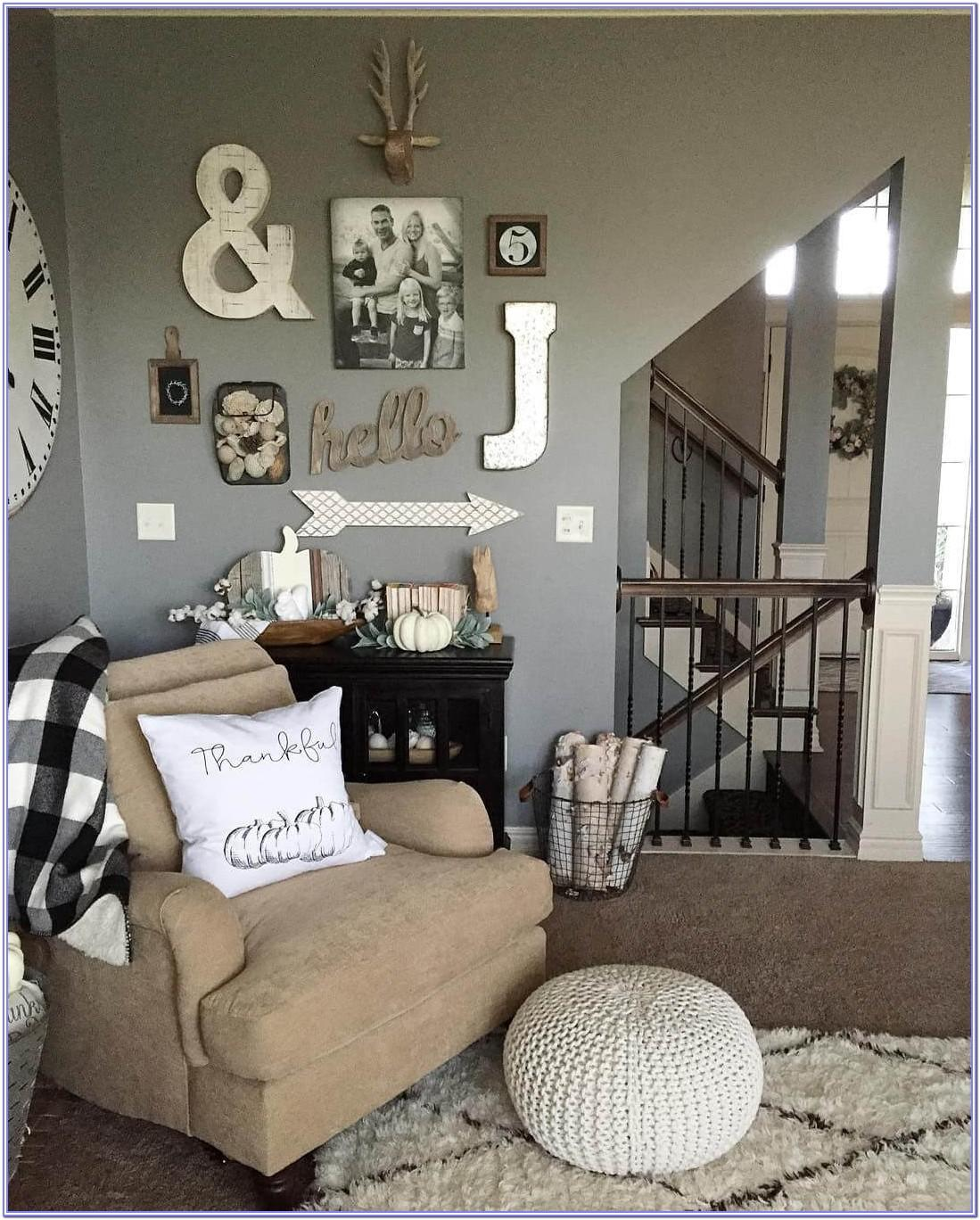 Large Rustic Wall Decor For Living Room