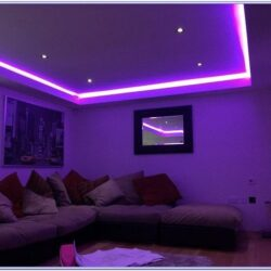 Led Lights Living Room Decor