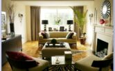 Leopard Living Room Decor Ideas