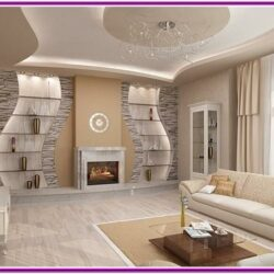 Living Room Accent Wall Decor Ideas