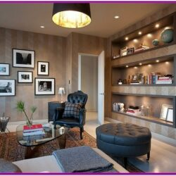 Living Room Alcove Decor Ideas