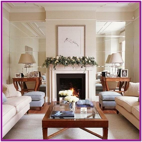 Living Room Alcove Decorating Ideas