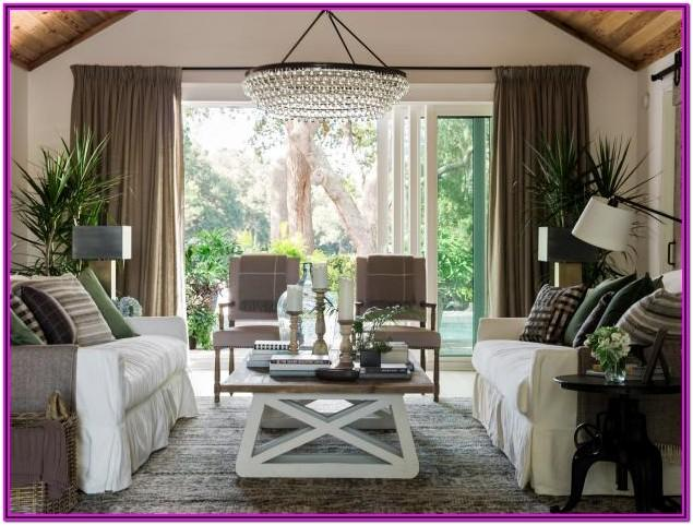 Living Room And Dinning Room Decoration