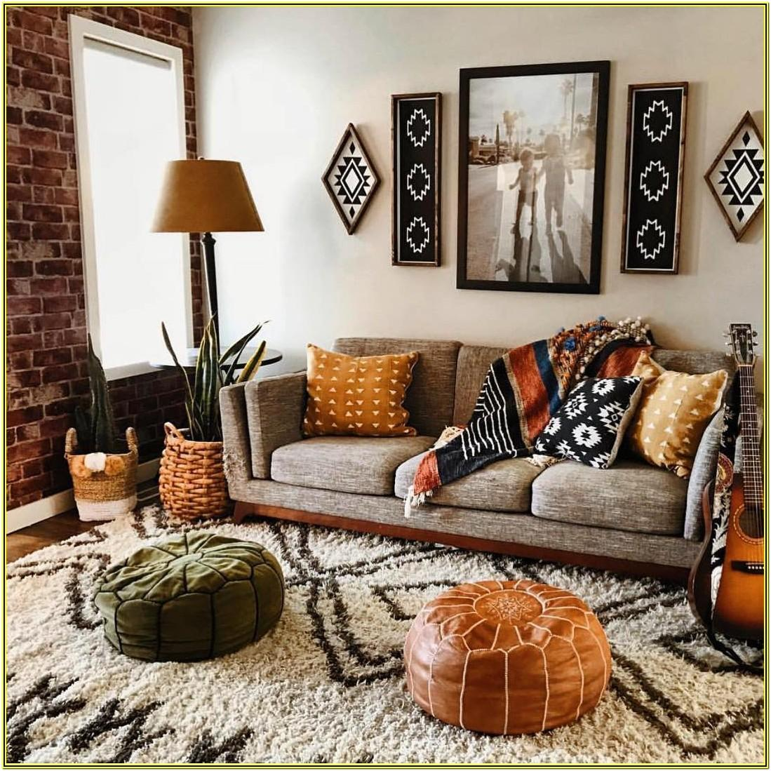 Living Room Apartment Decorating